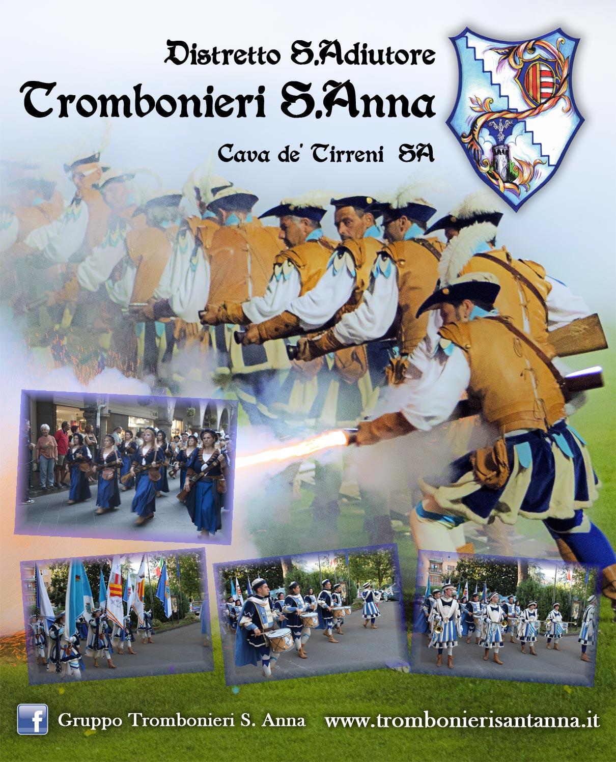 Manifesto trombonieri S.ANNA